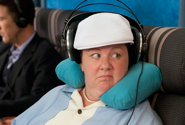 Melissa McCarthy in Bridesmaids