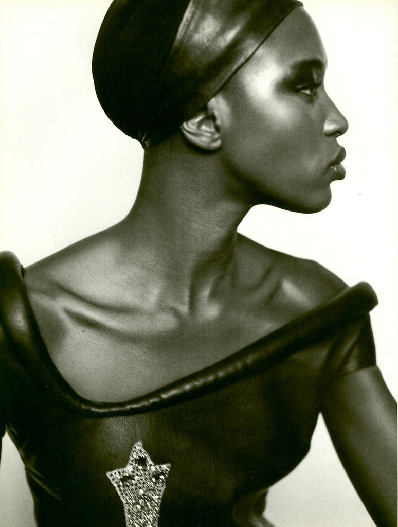 Naomi Campbell photographed by Mario Testino