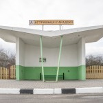 Capturing The Brutal Beauty Of Soviet Bus Stops