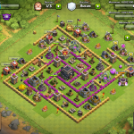 Clash of Clans plus sign