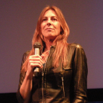 Kathryn Bigelow speaking