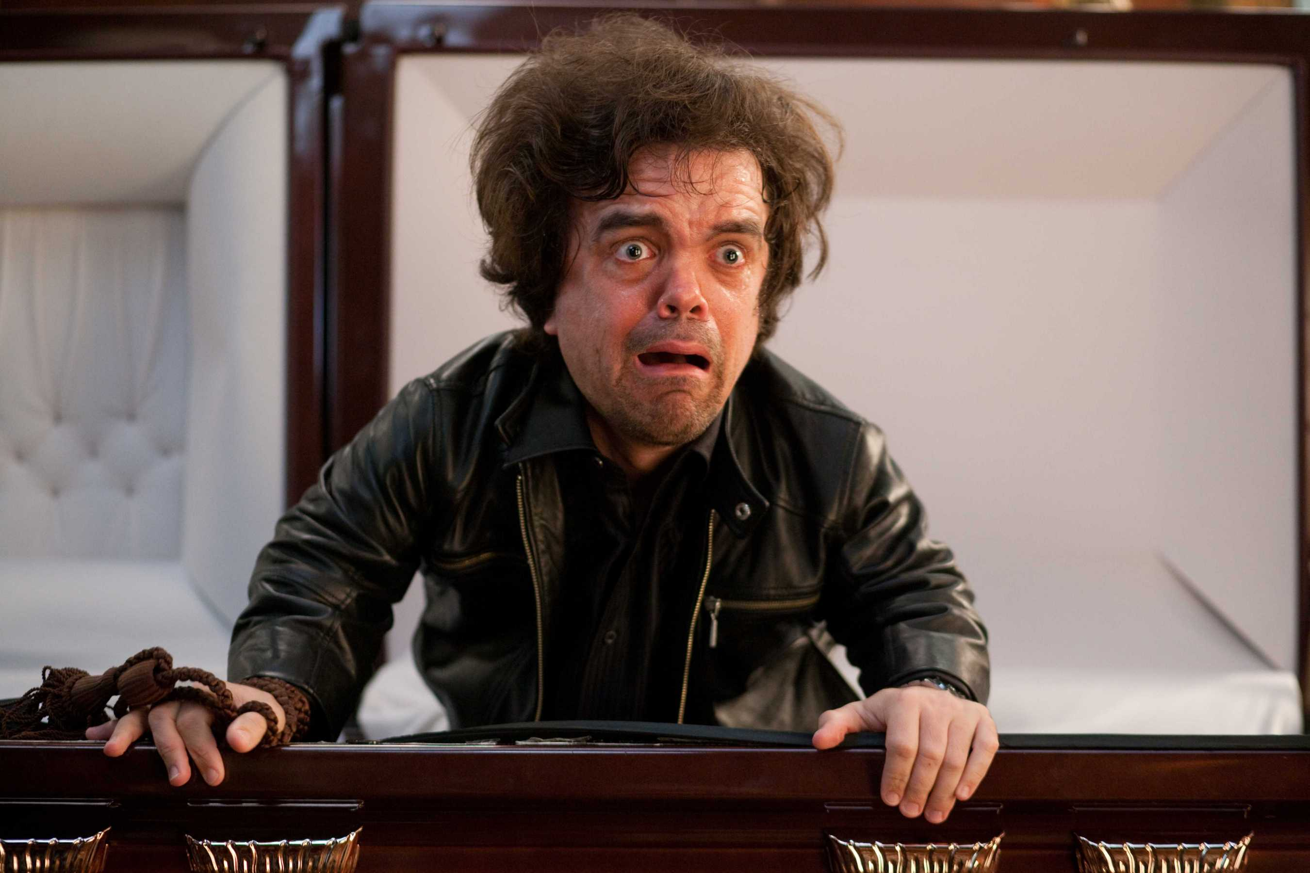 Peter Dinklage in Death at a Funeral