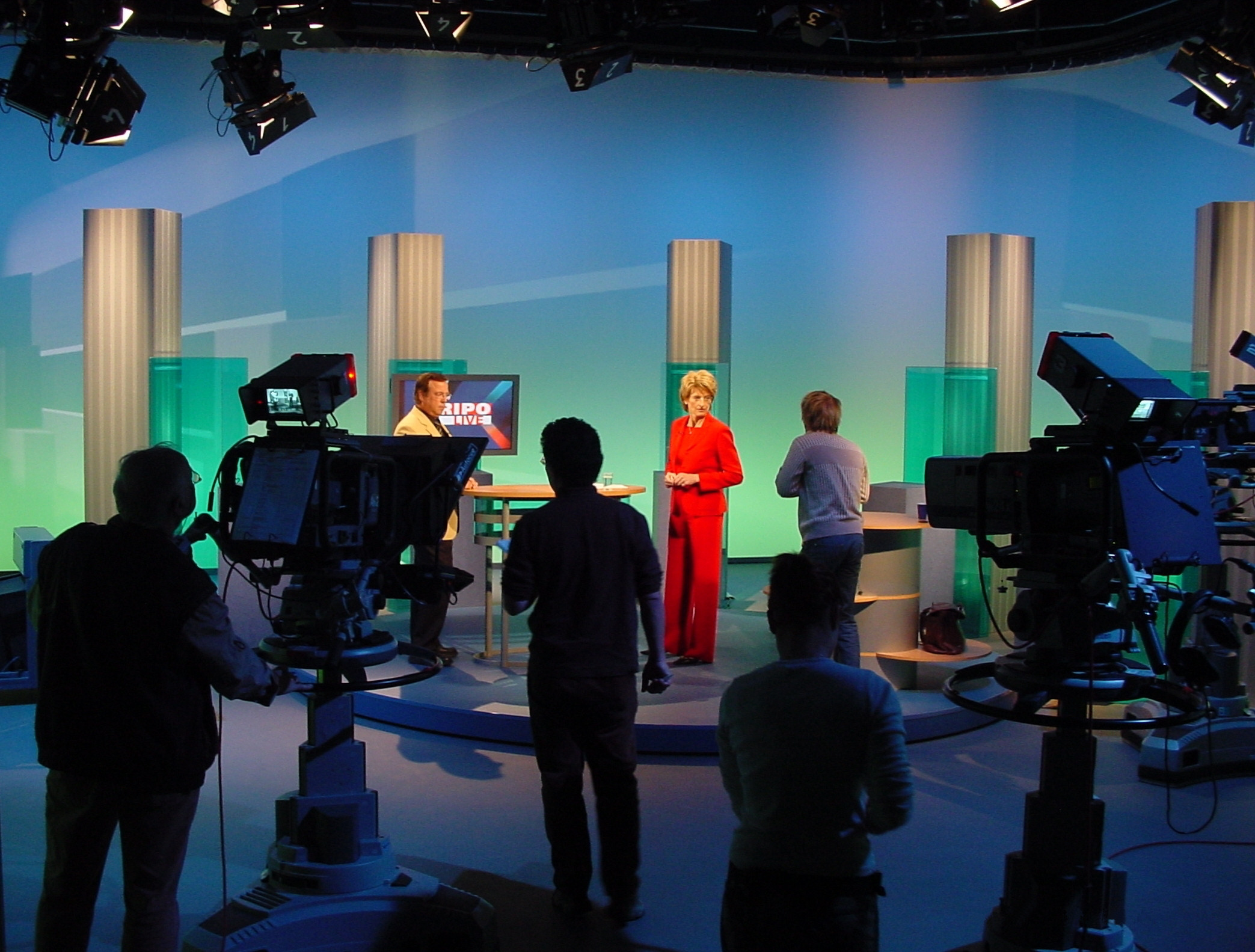 Broadcast journalism jobs is a control room job right for for Camera it web tv