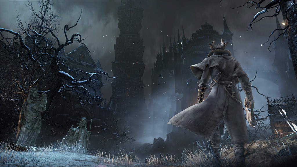 Bloodborn screenshot