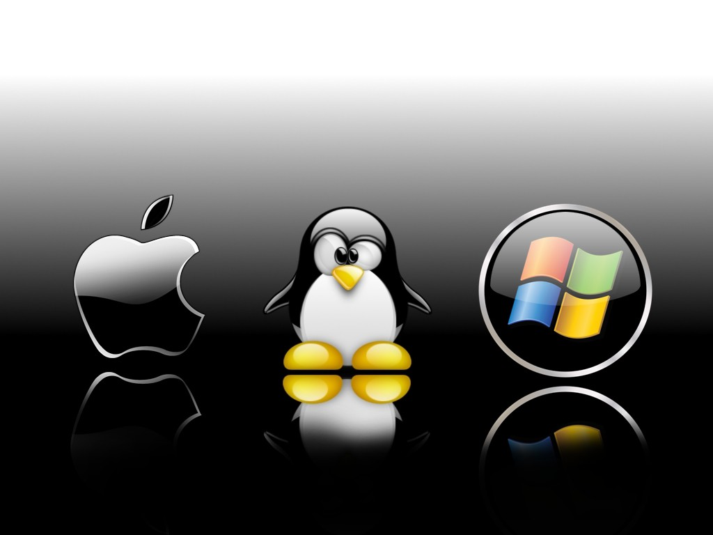 Mac, Linux and Windows Symbols