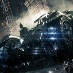 Batmobile from Arkham Asylum