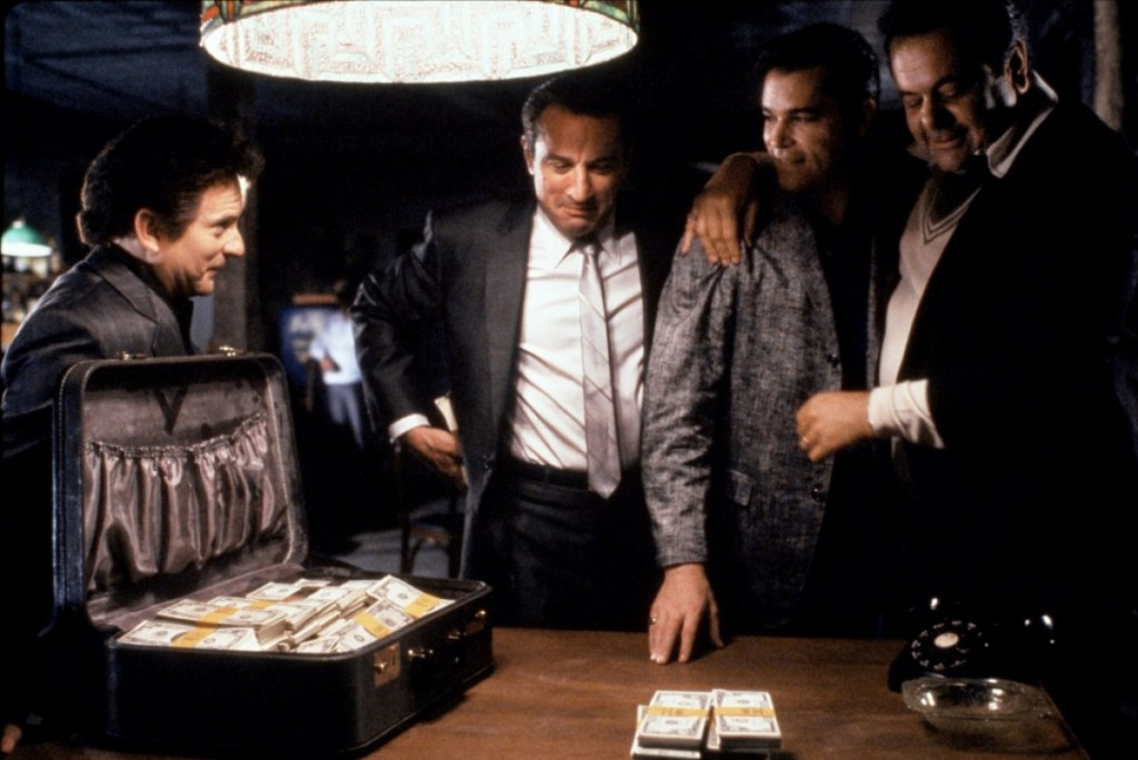 "Scene from ""Goodfellas"""