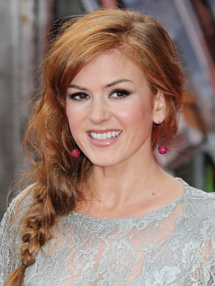 Isla Fisher, The Dictator - World Film Premiere, Royal Festival Hall, Southbank Centre, London UK.10 May 2012, (Photo by Richard Goldschmidt)