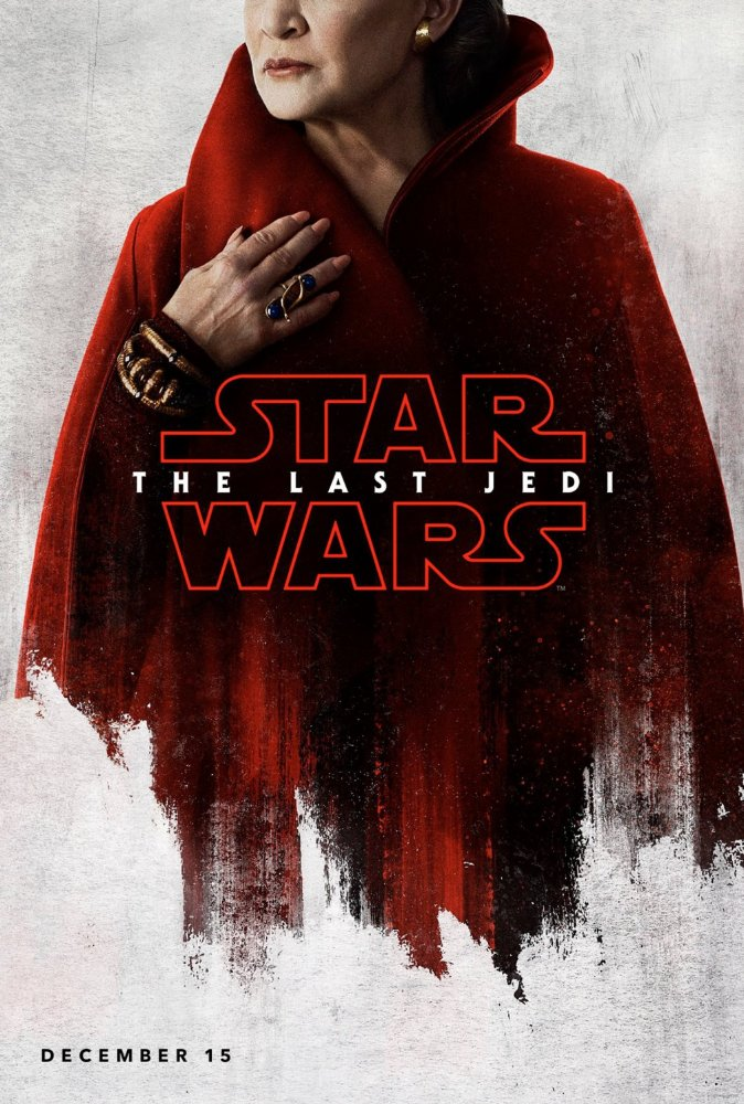 """Star Wars: The Last Jedi"" poster via IMDB."