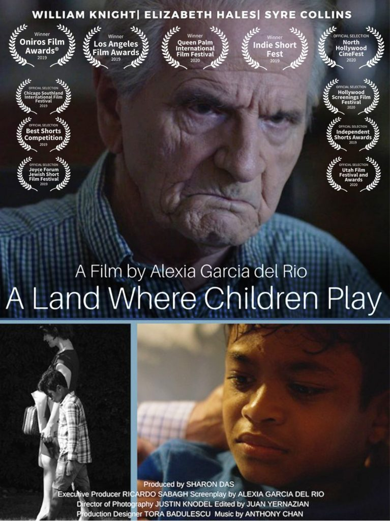 A Land Where Children Play Alexia Garcia del Rio