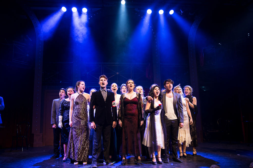 nyfa musical theatre performing cabaret