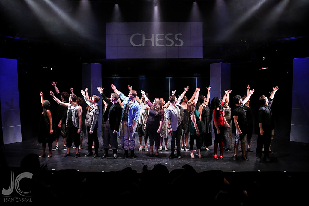 thanks to performance of chess