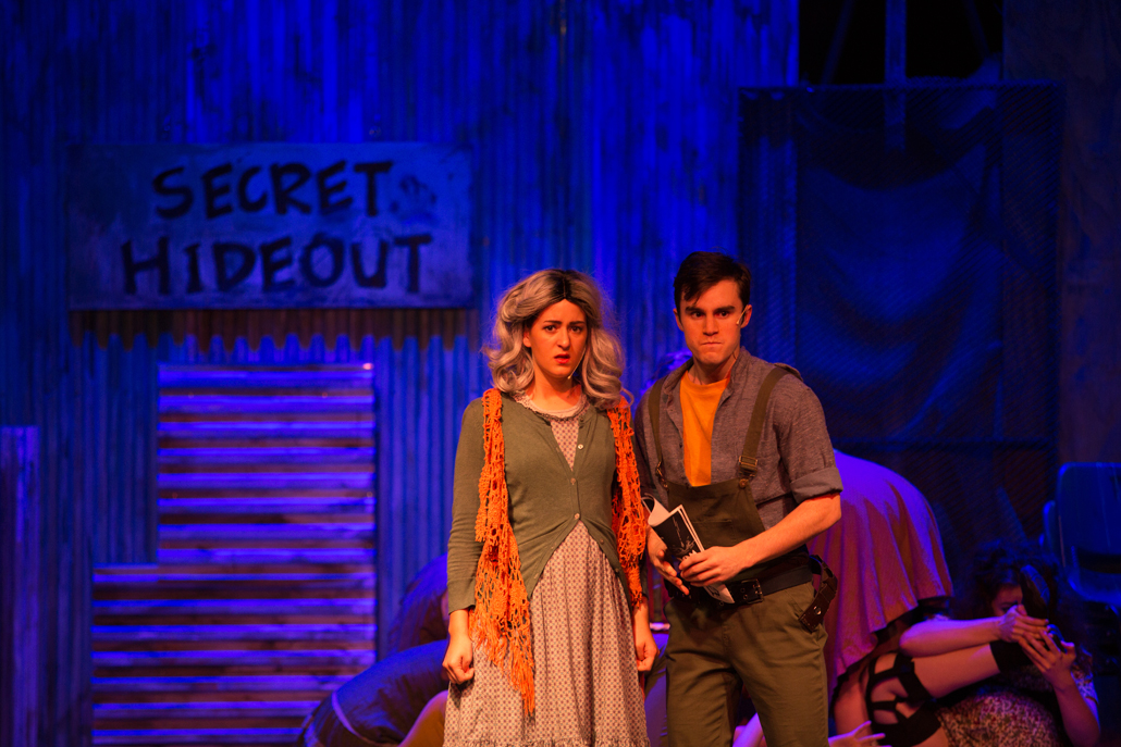 Urinetown Bobby Strong and Hope