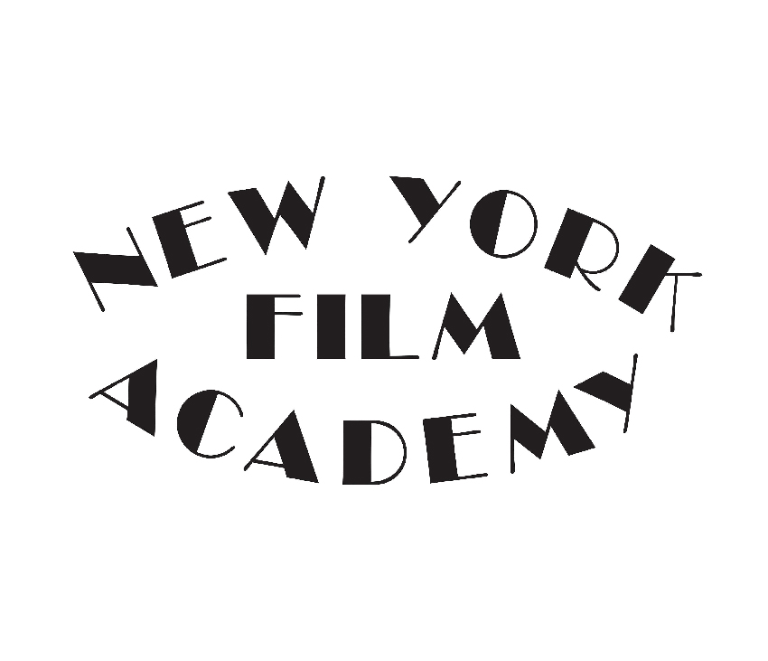 Logo of 'New York Film Academy'