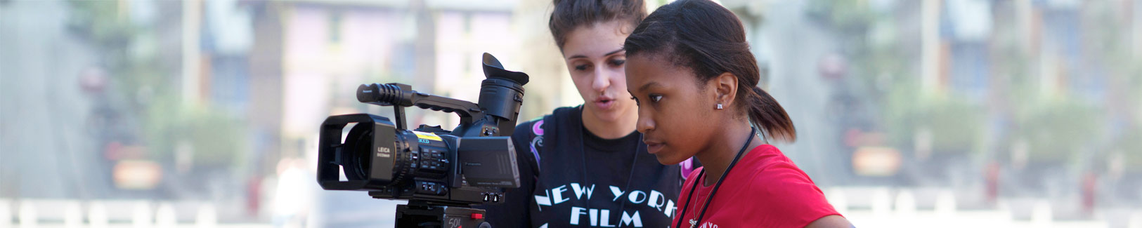 Weekend Digital Film Camp for Teens