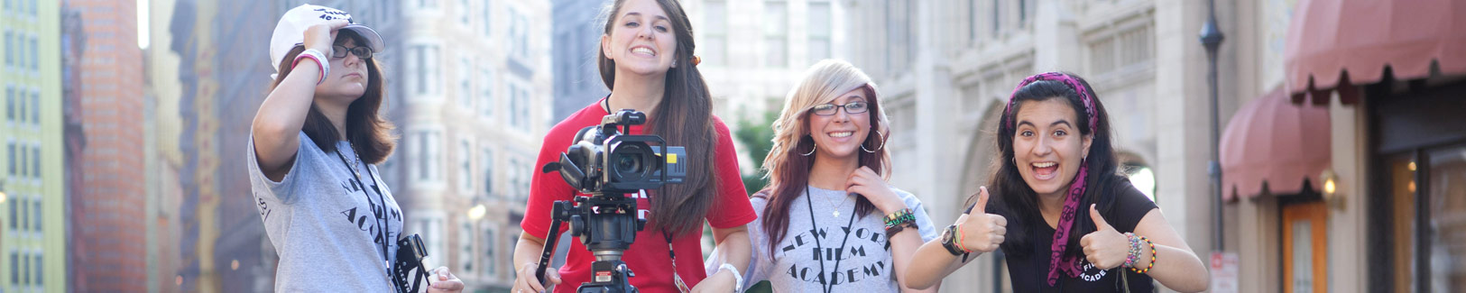 Two-Day Filmmaking Camp for Teens