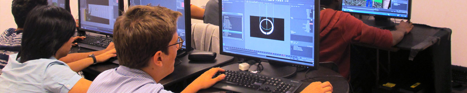 Teen 3D Animation Camps