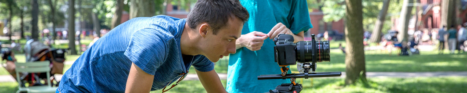 Four Week Advanced Filmmaking Camp for Teens