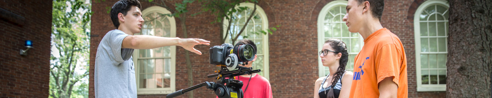 Four Week Hi-Def Filmmaking Camp for Teens