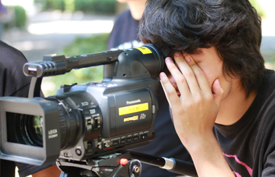Students get hands-on filmmaking experience