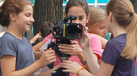 Kids film camps