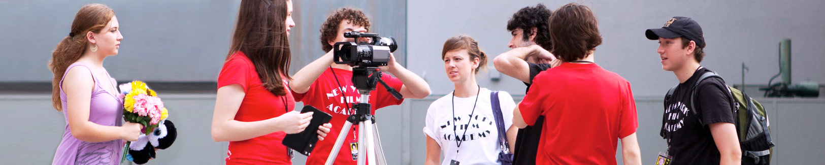 Teen Film Camps at NYFA