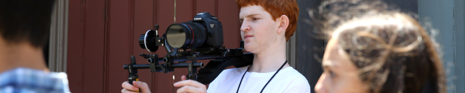Documentary Camps for Teens at NYFA
