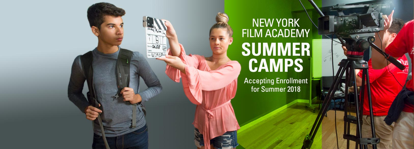 NYFA Summer Camps: Accepting Enrollment for Summer 2018