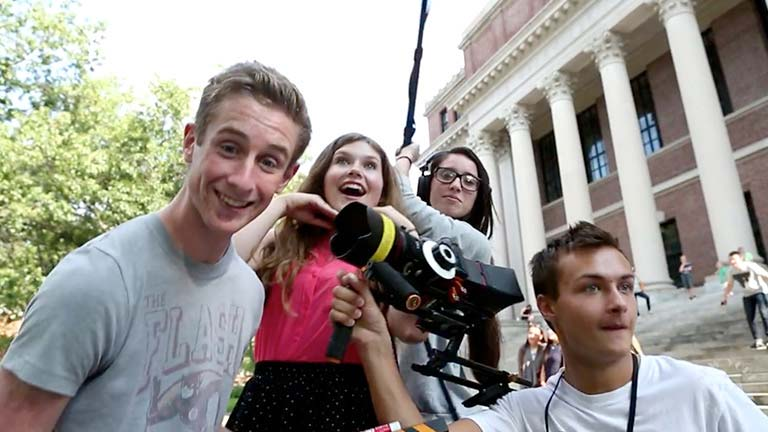 Harvard Summer Camps | New York Film Academy