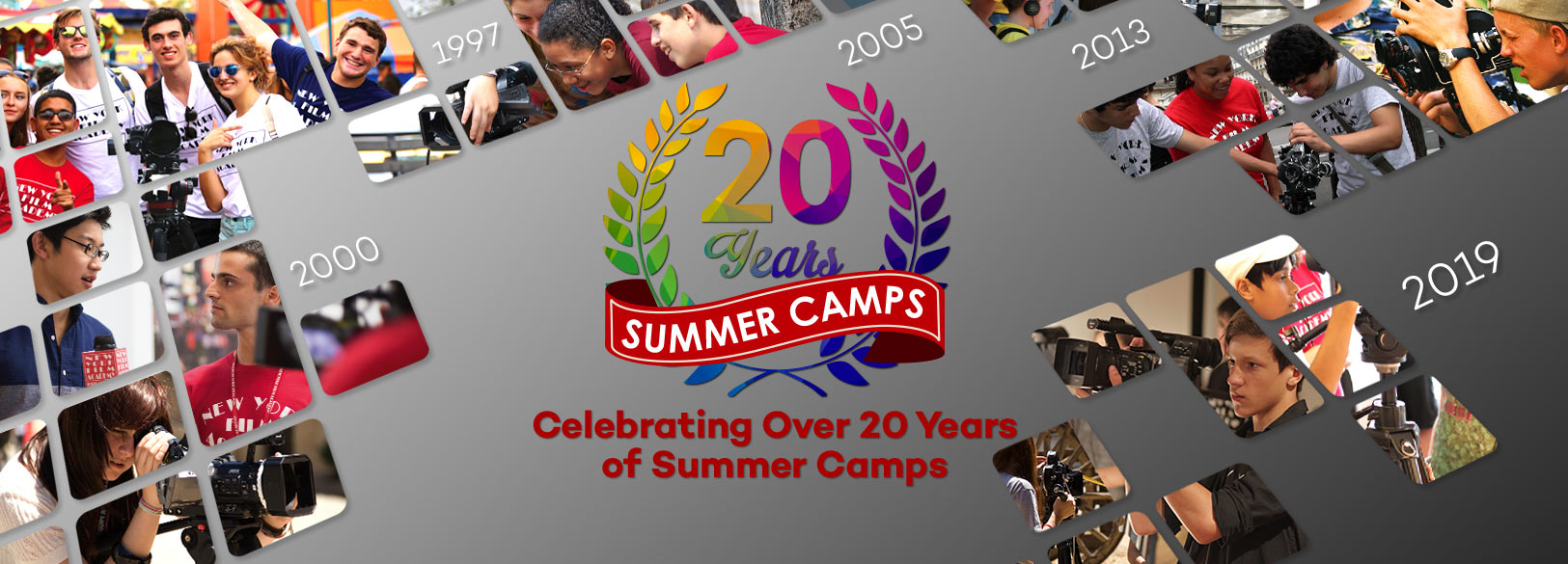 Summer Camps & Year-Round Camps for Teens & Kids | NYFA