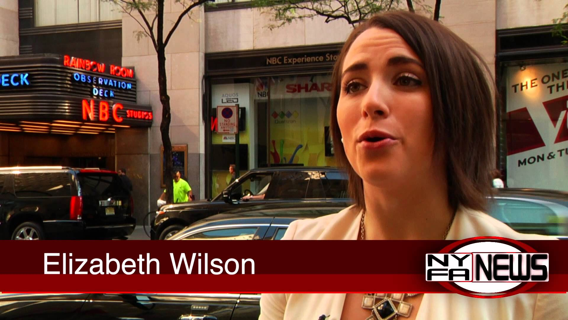 Elizabeth Wilson Reviews New York Film Academy's Broadcast Journalism School
