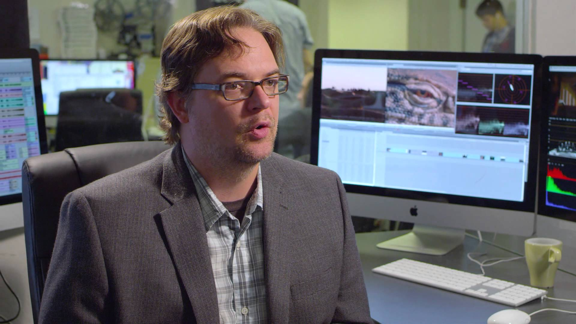 Instructor Igor Torgeson Reviews New York Film Academy's Digital Editing School