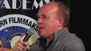 Discussion with Producer Cassian Elwes at New York Film Academy