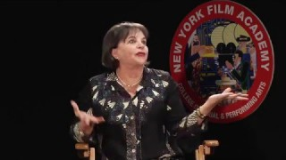 Discussion with Actress Cindy Williams at New York Film Academy