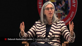 Discussion with Costume Designer Deborah Landis