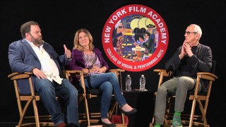 Discussion with Producer Michael Shamberg at New York Film Academy
