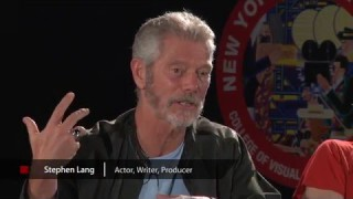Discussion with Actor Stephen Lang at New York Film Academy