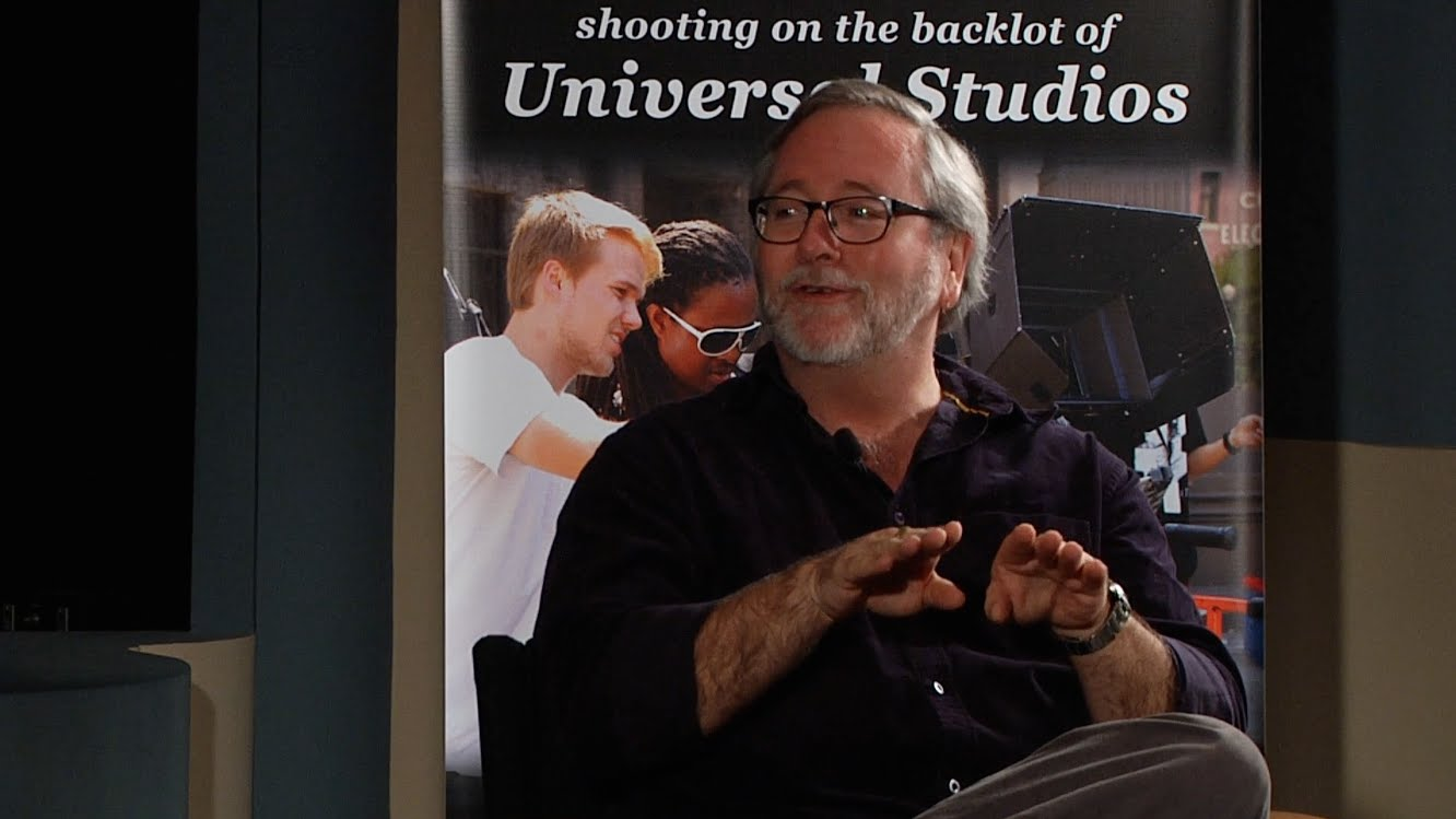 Discussion with Cinematographer Sean Bobbitt at New York Film Academy