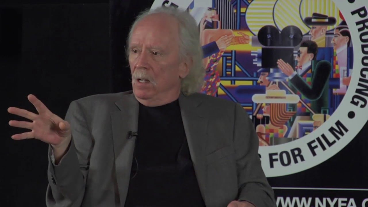 Discussion with Filmmaker John Carpenter at New York Film Academy
