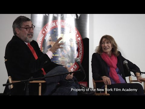 Discussion with Filmmaker John Landis at New York Film Academy