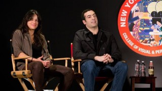 Discussion with Michelle Rodriguez and Mohammed Al Turki at New York Film Academy
