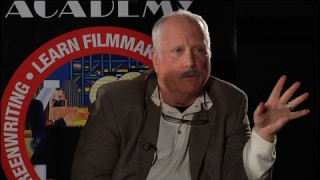 Discussion with Oscar Winning Actor Richard Dreyfuss at New York Film Academy