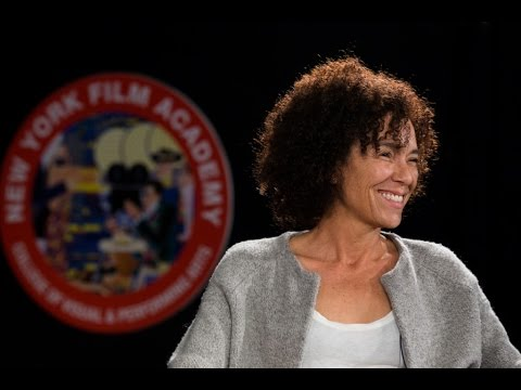 Discussion with Producer Stephanie Allain at New York Film Academy