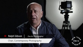 Ralph Gibson: Chair of NYFA Department of Contemporary Photography