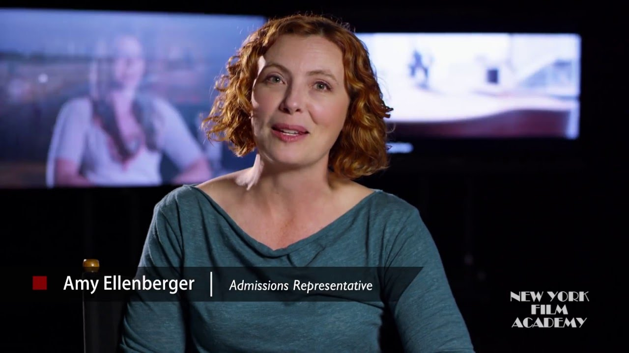 NYFA Admissions Spotlight: Amy Ellenberger