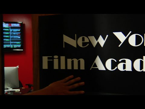 Learn Filmmaking at the New York Film Academy