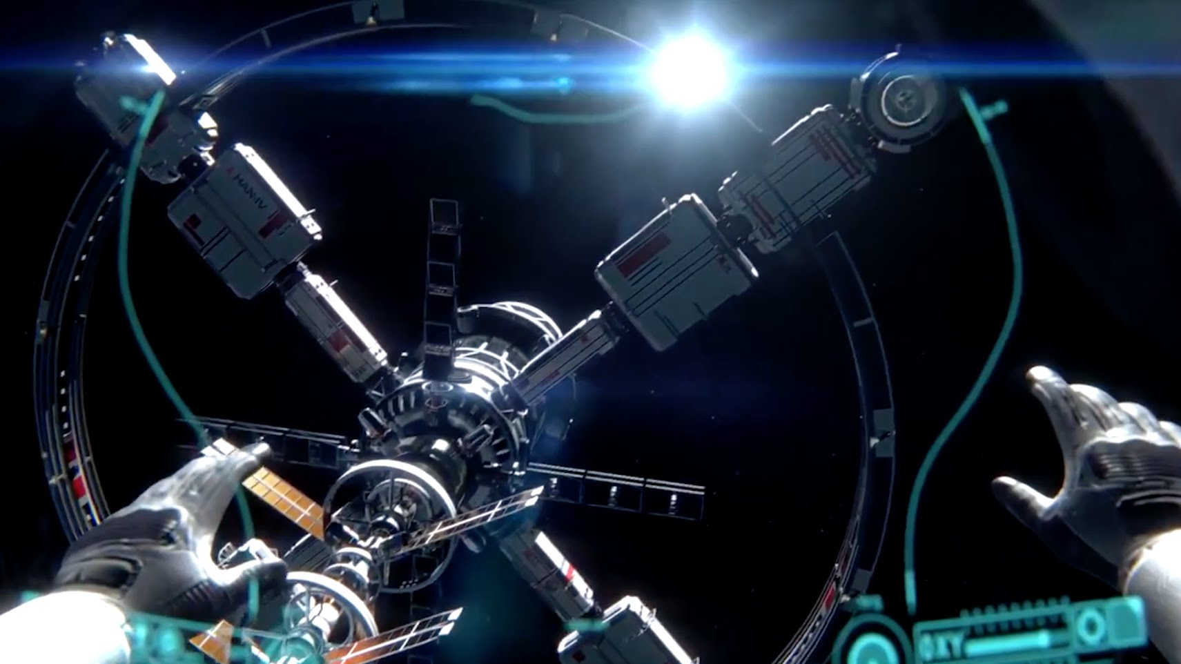 The Work of ADR1FT Creator Adam Orth: NYFA Game Design Guest Lecturer
