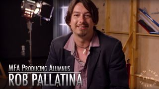 MFA Producing Alum Rob Pallatina