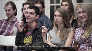 New York Film Academy Moscow Workshop [in Russian] (with English subtitles)