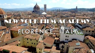 A Look at New York Film Academy Florence, Italy